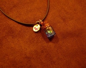 Kitty Charm Potion Necklace