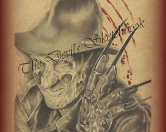 Freddy Krueger, Horror Icons.