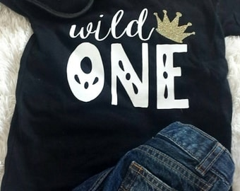 WILD ONE t-shirt for boys