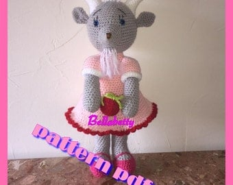 Pattern, pattern, french goat hope tutorial with its faise