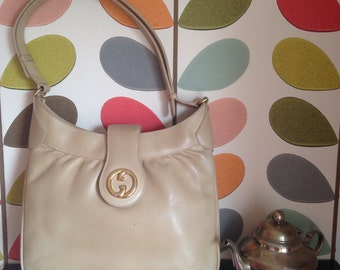 Reserved to Kimberley (do not purchase!) - Authentic vintage Gucci bag