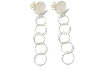 Earrings Astrid (Silver)