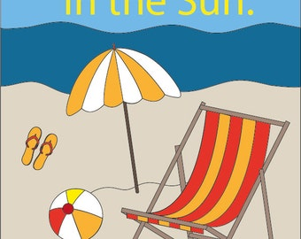 Issue #2 'Fun in the Sun' Children's Activity Magazine