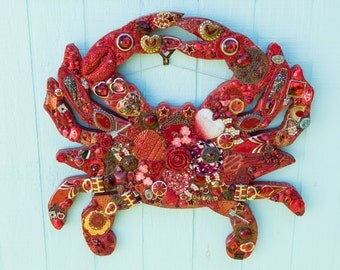 Red Crab (large)
