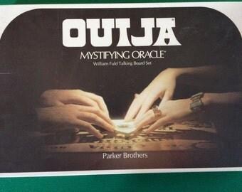Ouija Mystifying Oracle Board Game No. 600