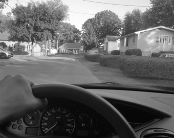 Summer drive