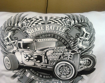 Shake Rattle & Roll T-shirt