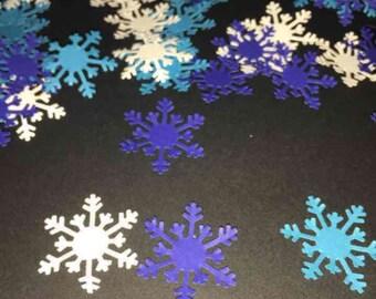 Frozen table confetti