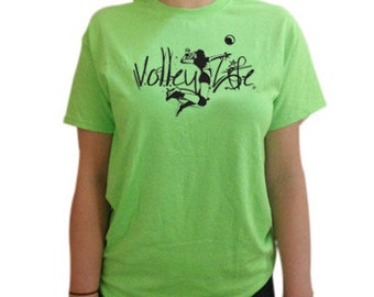 Women's Volley Life T-shirt- FALL CLEARANCE