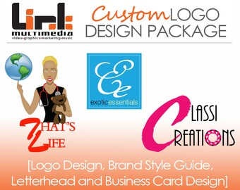 Custom Logo Design Package