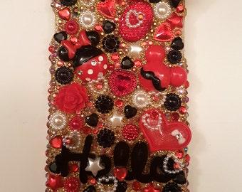 Mickey Loves Minnie Handmade iPhone 6s Plus case!