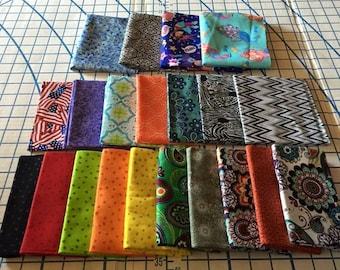 Multiple Fabrics