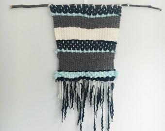 BLUE BIRD | Weave Wall Hanging