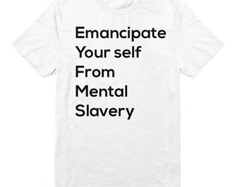 Emancipate Your self from Mental Slavery