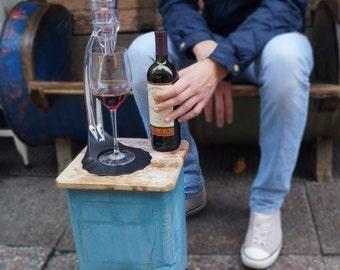 Wine aerator set - decanter wine in seconds