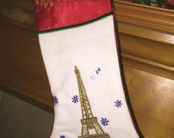 Made to order Out of the Box  Christmas Stockings
