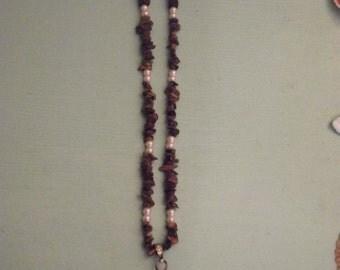 24 inch Pearled Seashell