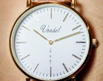 Vondel watch 'Icon' 40 mm