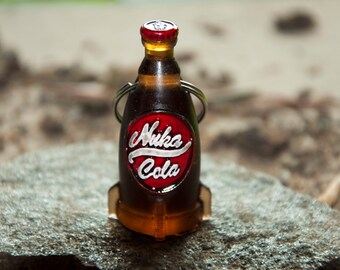 Nuka Cola Fallout Keychain