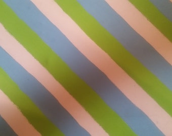 Diagonal Stripes painting