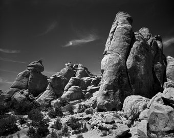 Old Soliders, Arches National Park