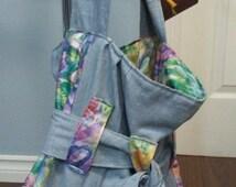 Handmade handbag (tote)