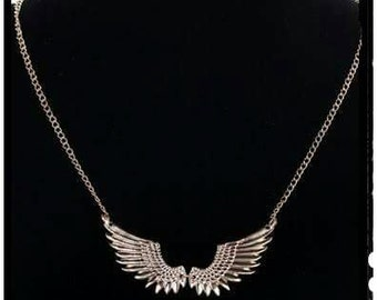 Beautiful Angel Wing Necklace