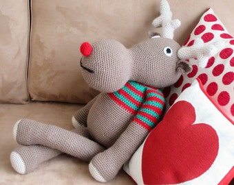 Big Rudolph is longing for Christmas