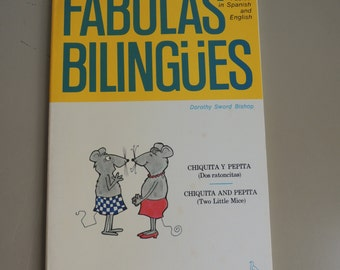 Chiquita y Pepita Fabulas Bilingues Chiquita and Pepita Bilingual Stories