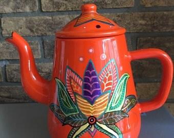 Orange tea is the new everything