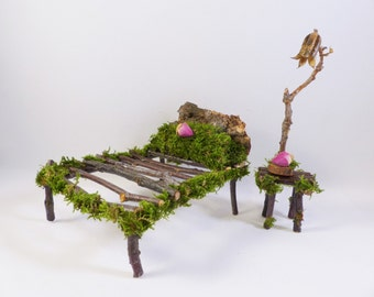 Items Similar To Fairy Bedroom Furniture Bed And
