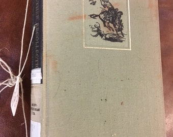 Rare book, Further Recollections of a Western Ranchman, New Mexico 1883-1889, Capt French, 1965