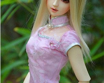 BJD Cheongsam(Qipao) 1/3 Size Doll Clothes