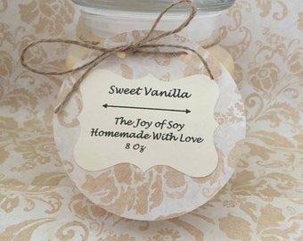 The Joy of Soy Handmade Candles