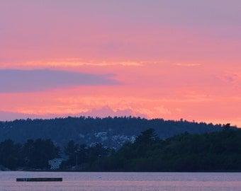 Purple Sky 3 horizontal
