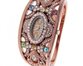 Chic Brosk Oval Watch