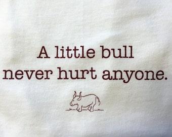 Little Bull Fun T-shirt - BS
