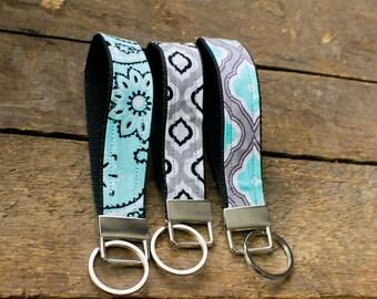 Key Fob, Wristlet, Keychain
