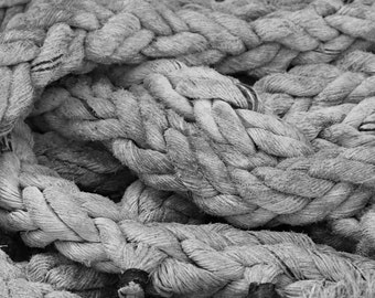 Rope - Limited Edition Photography Print