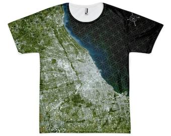 Chi Sky v6  (All over print) Tshirt