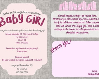 Baby Girl Baby Boy Gender Neutral Baby Shower Package