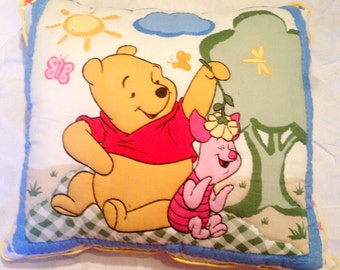 Handcrafted Winnie The Pooh Cushion