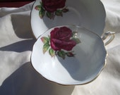 Vintage Paragon Cup And Saucer