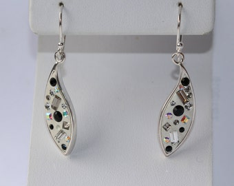 925 Sterling Silver Women Earrings