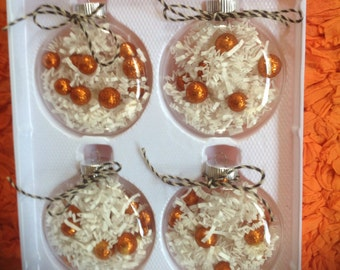 Christmas Ornaments set of 4
