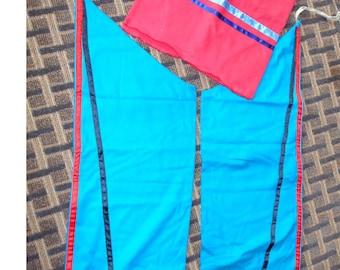 breechclout and leggings