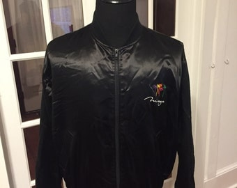 Mirage Casino Satin Jacket