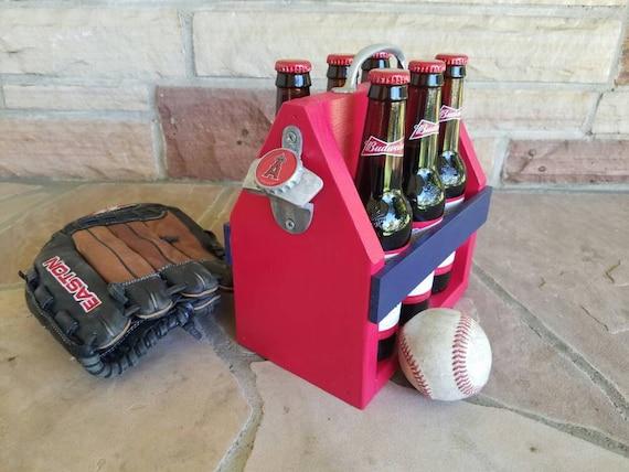 Customizable Angels Beer Tote