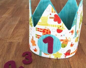 Crown of birthday child