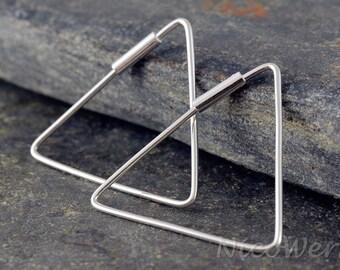 Silver earrings women's earrings jewelry earrings 925 gift SOR117